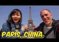 Enlace a En China se construyó una ciudad que es una replica de París