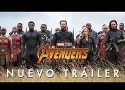 Enlace a Nuevo trailer de la esperadísima Vengadores: Infinity War