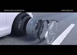Enlace a Esto es Acorus, el neumático que protege a la llanta de golpes en la carretera