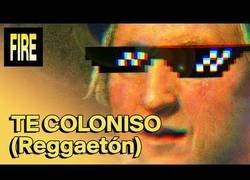 Enlace a El reggaeton de Cristóbal Colón que está haciendo bailar a todo el Nuevo Mundo