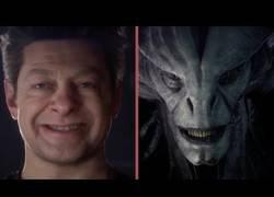 Enlace a Andy Serkis muestra como de impresionante se ve la captura facial en los videojuegos con la última tecnología