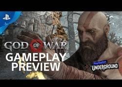 Enlace a Muestran 15 minutos de gameplay del esperadísimo 'God of War' para PlayStation 4