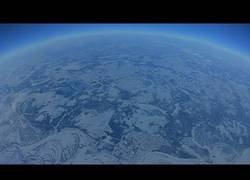 Enlace a Hacen subir un drone a 8km de altura y las vistas son espectaculares