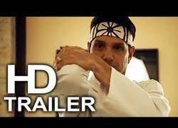 Enlace a 34 años después tenemos nuevo tráiler para la nueva peli de Karate Kid