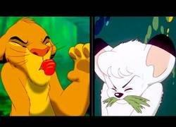 Enlace a Se copió Disney con 'El Rey León' de 'Kimba, el rey blanco'?