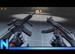 Enlace a Crean el videojuego de disparos más real hasta la fecha usando la tecnología de Realidad Virtual