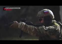 Enlace a Maniobras del ejército ruso para el combate con armas