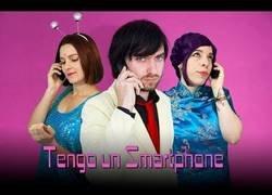 Enlace a Las Tope Dramáticas nos interpretan el temazo 'Tengo un smartphone'