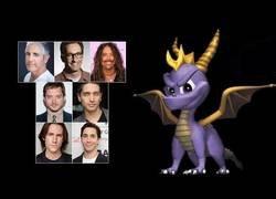 Enlace a Comparando todas las voces que encarnaron a Spyro