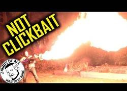 Enlace a Poniendo a prueba un cañón de vórtice de fuego