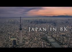 Enlace a Un increíble viaje a Japón grabado en 8k