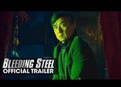 Enlace a La nueva película de Jackie Chan se llama Bleeding Steel y este es su tráiler de presentación