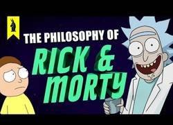 Enlace a La filosofía de Rick y Morty [Inglés]