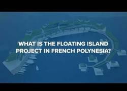Enlace a El proyecto flotante en la Polinesia Francesa que tendrá criptomoneda y gobierno propio