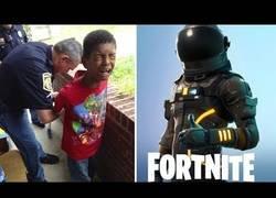 Enlace a Las cosas más locas ocurridas a causa de Fortnite