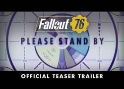 Enlace a Fallout 76 ha sido presentado oficialmente con este maravilloso teaser