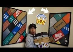 Enlace a Dándole una utilidad genial a cajas de zapatillas como nunca habías pensado hasta ahora