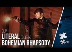 Enlace a Bohemian Rhapsody de manera literal
