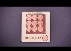 Enlace a El puzzle de los 10 peniques