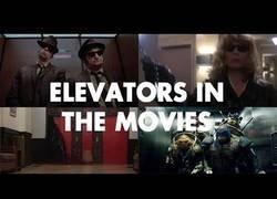 Enlace a El recopilatorio que necesitabas de escenas en un ascensor en películas