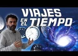 Enlace a En el canal del instituto de física teórica nos explican como es posible enviar información al futuro e imposible al pasado
