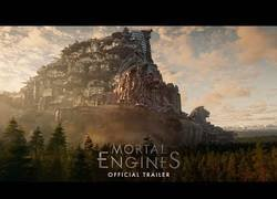 Enlace a Lo nuevo de Peter Jackson se llama Mortal Engines y tiene una pinta muy épica