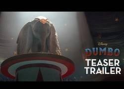 Enlace a Presentan el tráiler de Dumbo