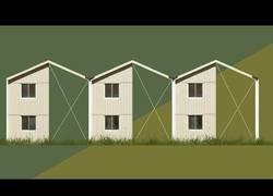 Enlace a El barrio de Chile que hizo casas por la mitad para que sus habitantes la completen a su gusto