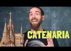 Enlace a CATENARIA: La curva favorita de Gaudí que hace que no se caigan los puentes