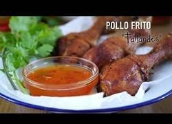 Enlace a El delicioso Pollo frito tailandés