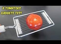 Enlace a Gadgets para manipular tomates que te solucionarán la vida