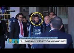 Enlace a El gran gesto de Messi durante el Mundial con los aficionados argentinos