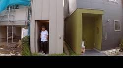 Enlace a El curioso estilo que se lleva en casas de Japón con una altura muy grande