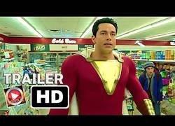 Enlace a ¡El primer trailer de Shazam!
