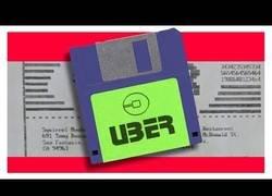Enlace a El funcionamiento de Uber si hubiese existido en los años 80