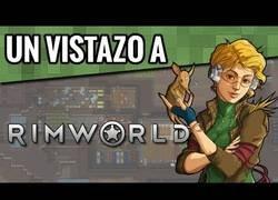 Enlace a Un vistazo a Rimworld