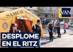 Enlace a Derrumbe en el Hotel Ritz de Madrid