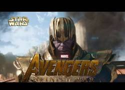 Enlace a Crean un trailer de Infinity War al estilo de Star Wars: El despertar de la fuerza