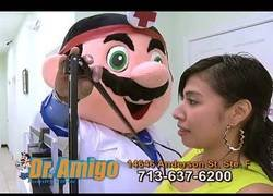 Enlace a El Dr Mario es real y tiene una clínica donde practica su profesión