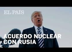 Enlace a Estados Unidos se retirará de un tratado nuclear