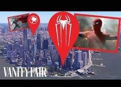 Enlace a Un viaje por Nueva York a través de las escenas de las películas de Marvel