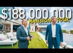 Enlace a Tour por una increíble mansión de más de 150 millones de euros [Inglés]