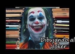Enlace a Gran dibujo del nuevo Joker