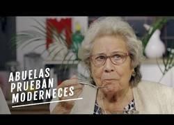 Enlace a ¿Qué piensan las abuelas de las moderneces gastronómicas?
