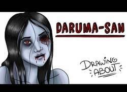Enlace a Daruma-San: el terrorífico juego japonés de