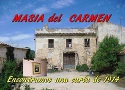 Enlace a La masía del Carmen: entrando a una masía abandonada