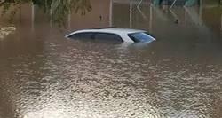 Enlace a California se ahogó bajo el agua