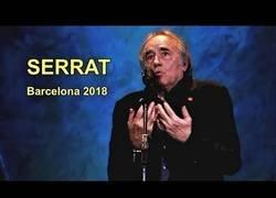 Enlace a Serrat le da una lección a un hombre que le pide que cante en catalán