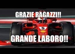 Enlace a Aprendiendo italiano con Vettel