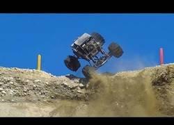Enlace a Carrera de quads por las rocas